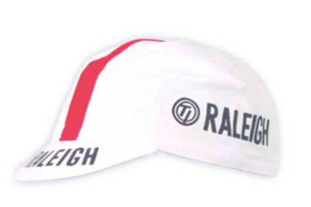 Raleigh cycling cap