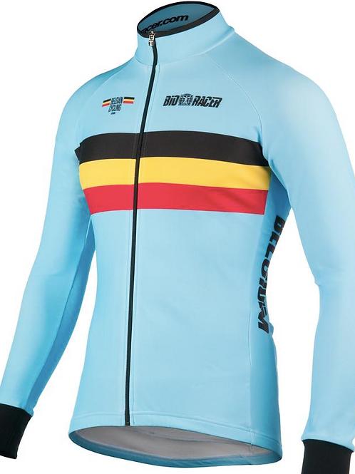 Belgium long sleeve jersey