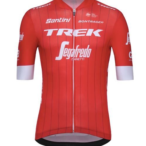 Trek Segafredo race jersey 2018