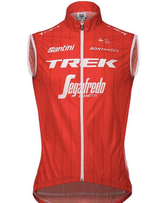 Trek Segafredo thermal vest 2018