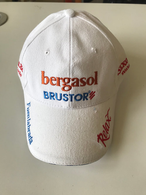 Retro podium cap Brustor Bergasol
