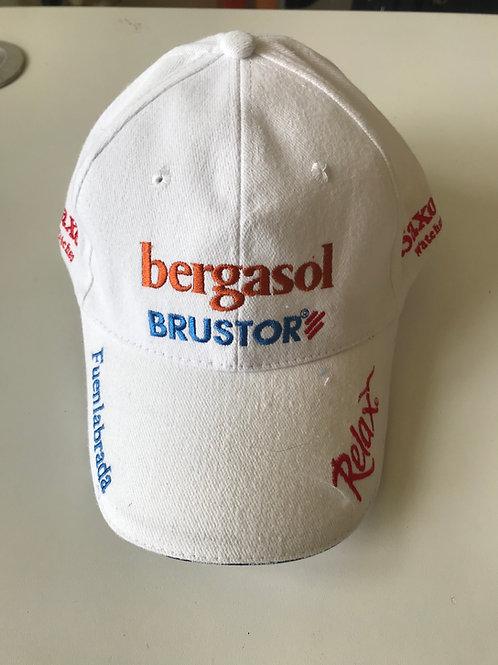 Retro podium cap Brustor Bergasol