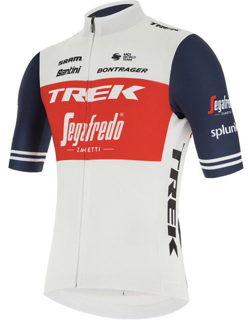 Trek Segafredo jersey 2020