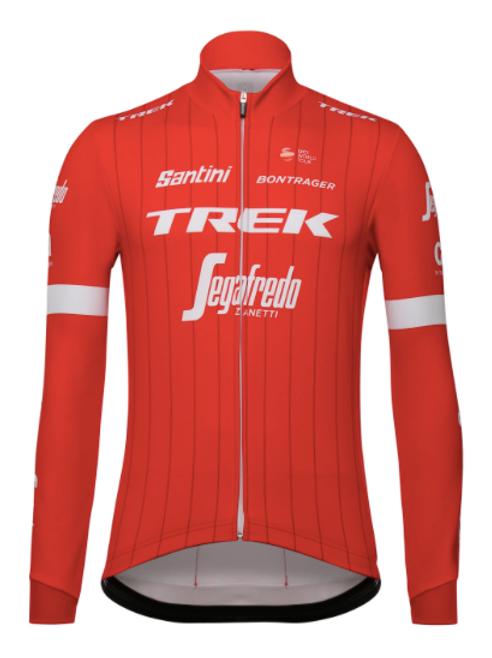 Trek Segafredo LS light jersey 2018