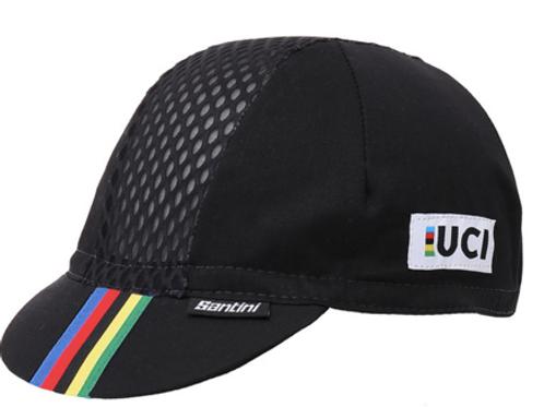 Santini UCI cycling cap