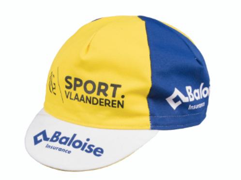 Topsport Vlaanderen cycling cap 2019