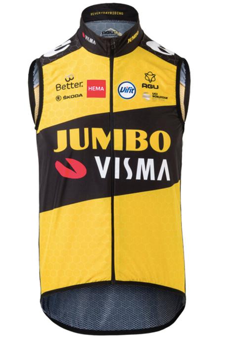 Jumbo Visma windstopper 2021
