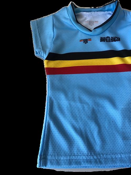Belgium national team baby jersey