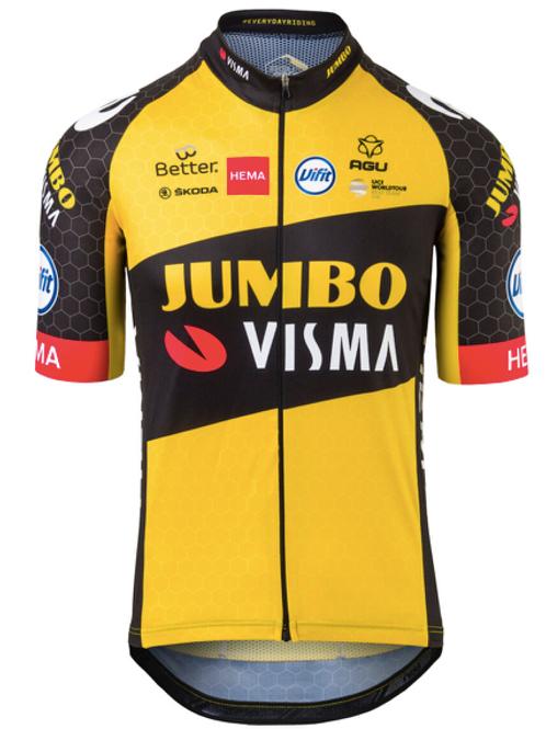 Jumbo Visma kids jersey 2021