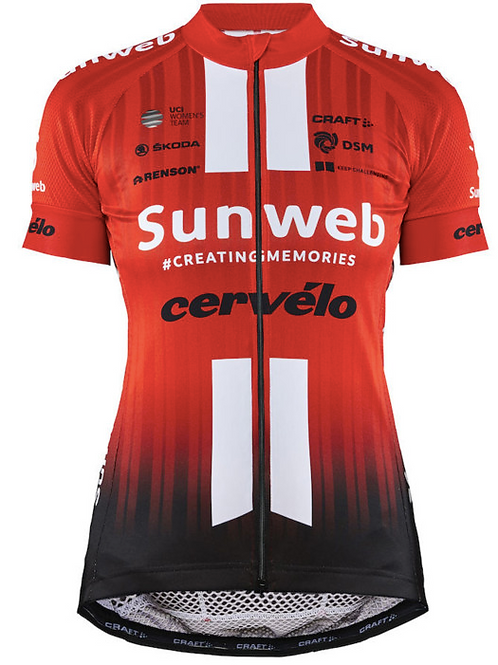 Sunweb jersey women 2019