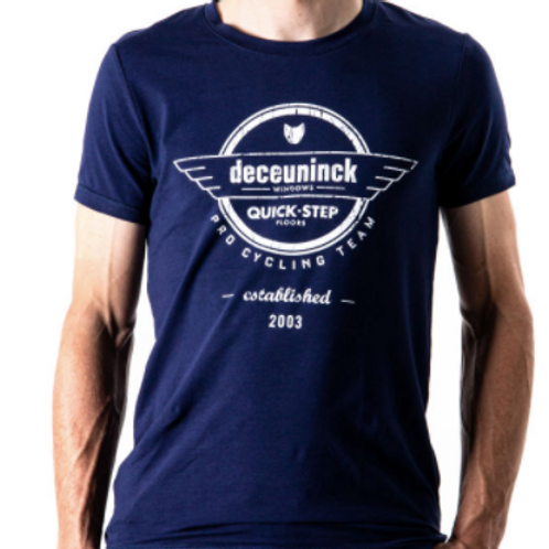 Deceuninck Quick Step t-shirt 2020