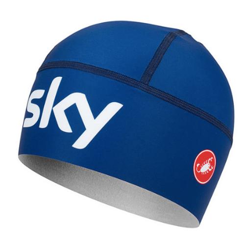 Team Sky skullcap 2019
