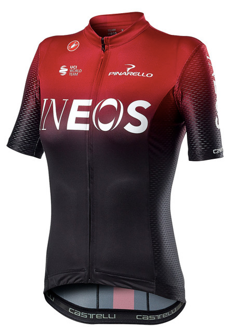 Ineos woman jersey 2019
