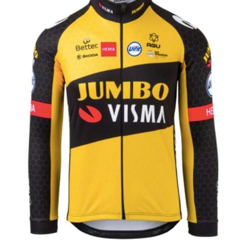 Jumbo Visma long sleeve jersey 2021