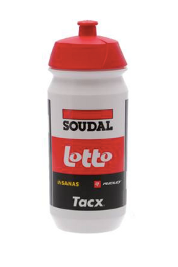 Lotto Soudal water bottle 2020