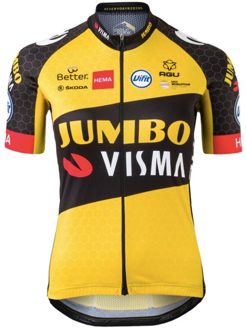 Jumbo Visma woman cycling jersey 2021