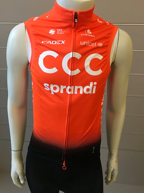 CCC WINDSTOPPER VEST