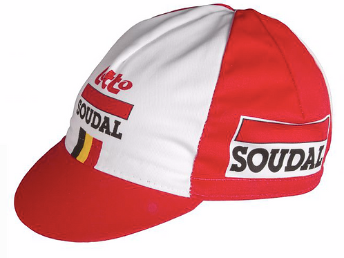 Lotto Soudal cycling cap 2019