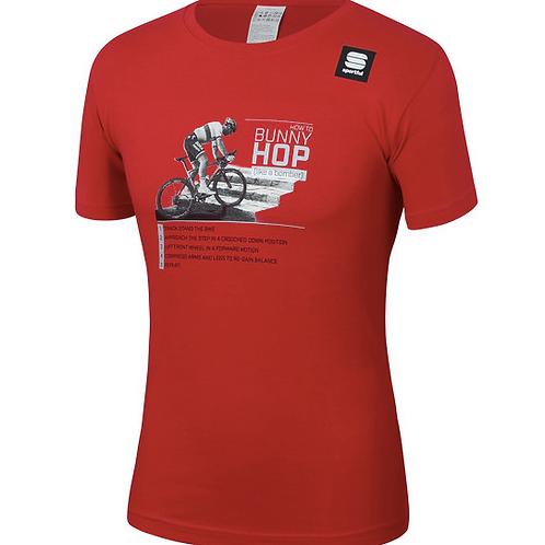 Sagan bunny hop t-shirt