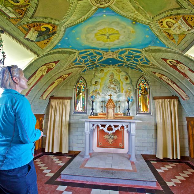 Italian Chapel Lamb Holm Orkney