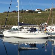 Sparkling Spirit Brae marina