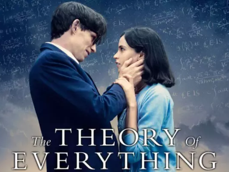 The Theory of Everything (Her Şeyin Teorisi)