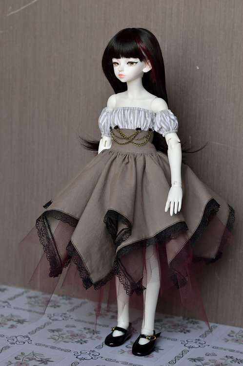 Collection steampunk : Outfit Myga [Taille C]