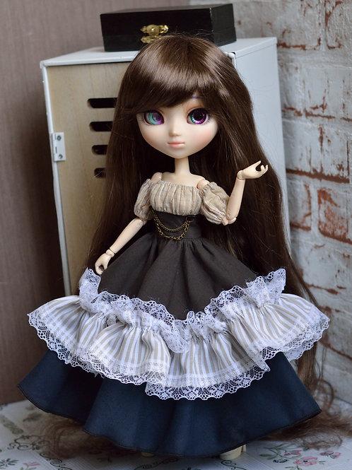 Collection steampunk: Outfit Séraphynn