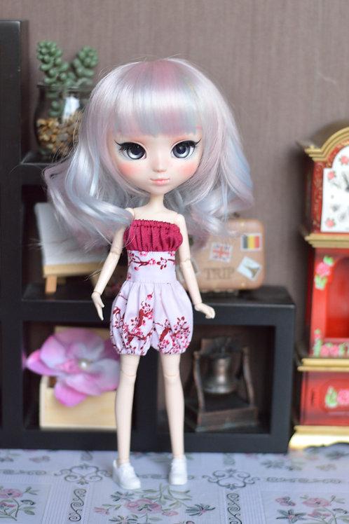 Salopettes Kira sakura