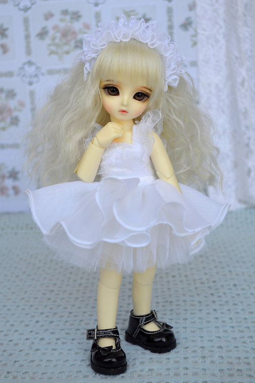 Outfit Tia blanc