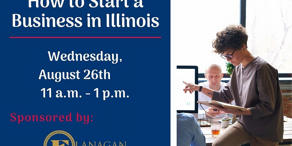 How to Start a Business in Illinois - August