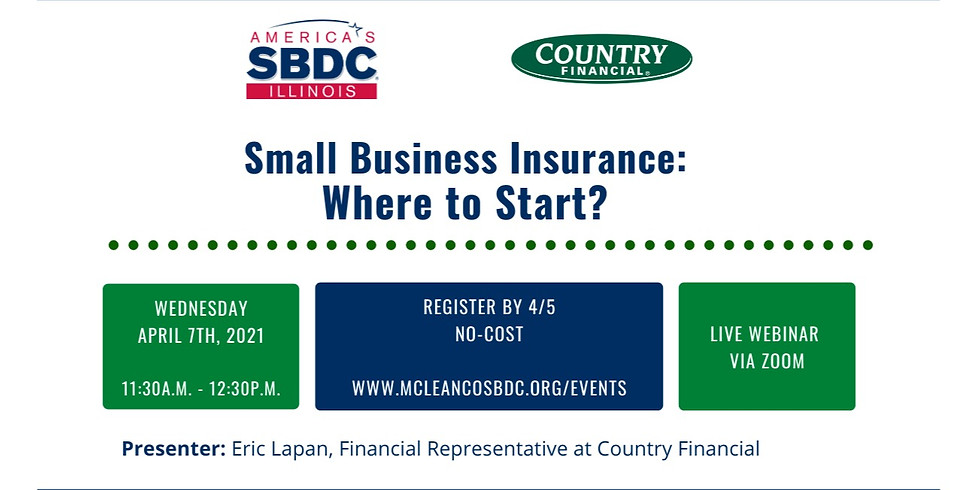 Small Business Insurance: Where to Start?