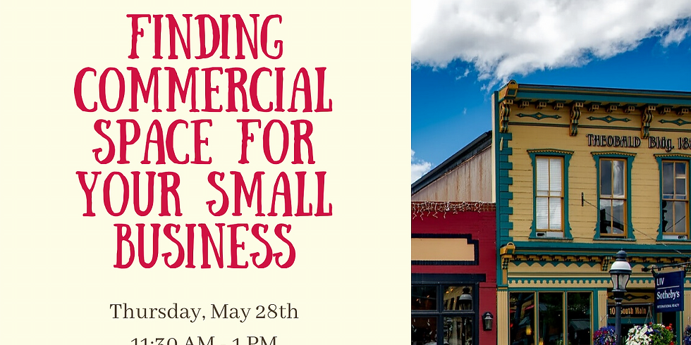 Finding Commercial Space for Your Small Business