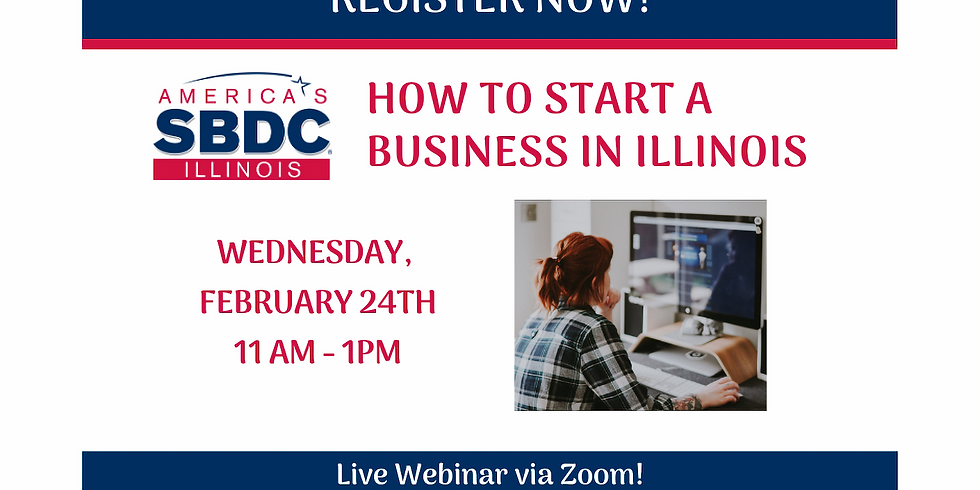 How to Start a Business in Illinois - February