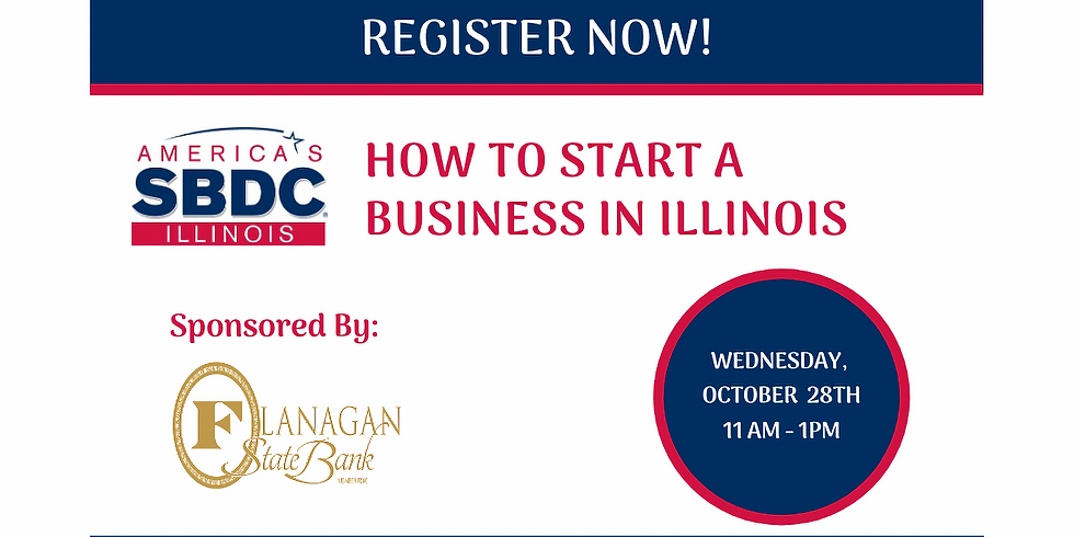 How to Start a Business in Illinois - October