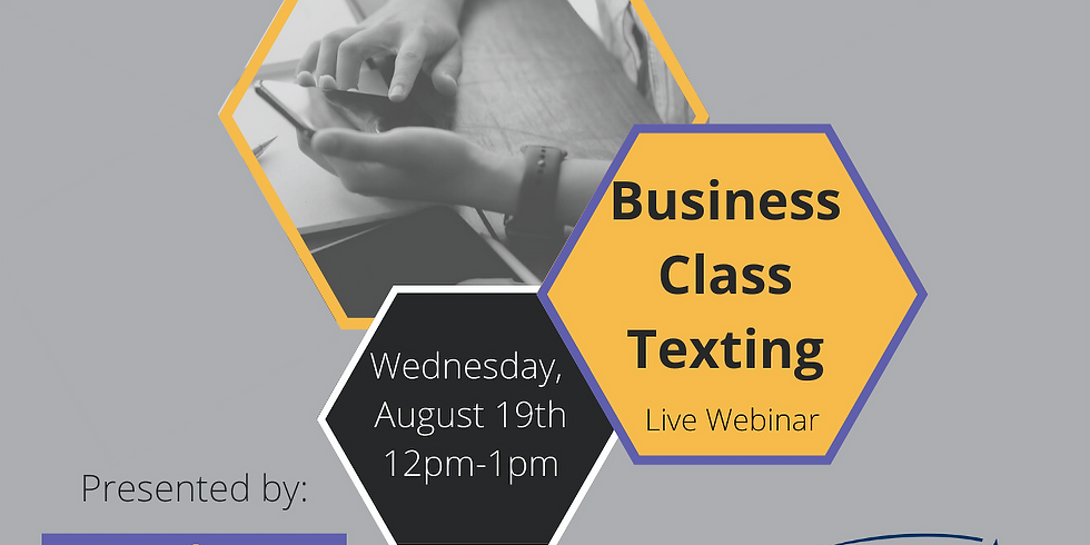 Business Class Texting: A beeline to better customer relations