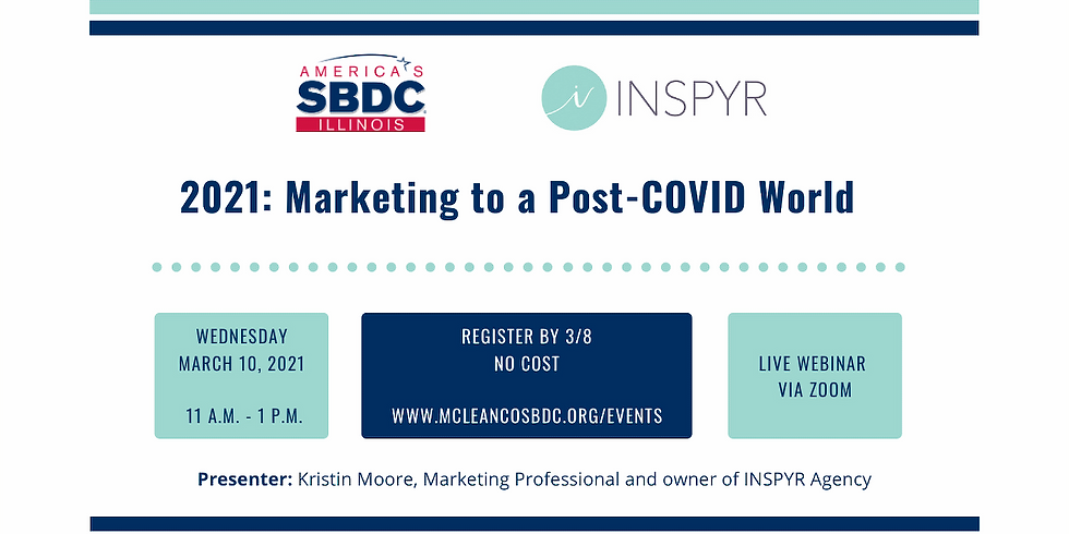 2021: Marketing to a Post-COVID World