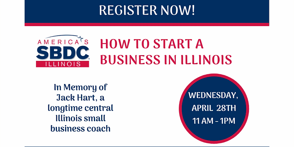 How to Start a Business in Illinois - April