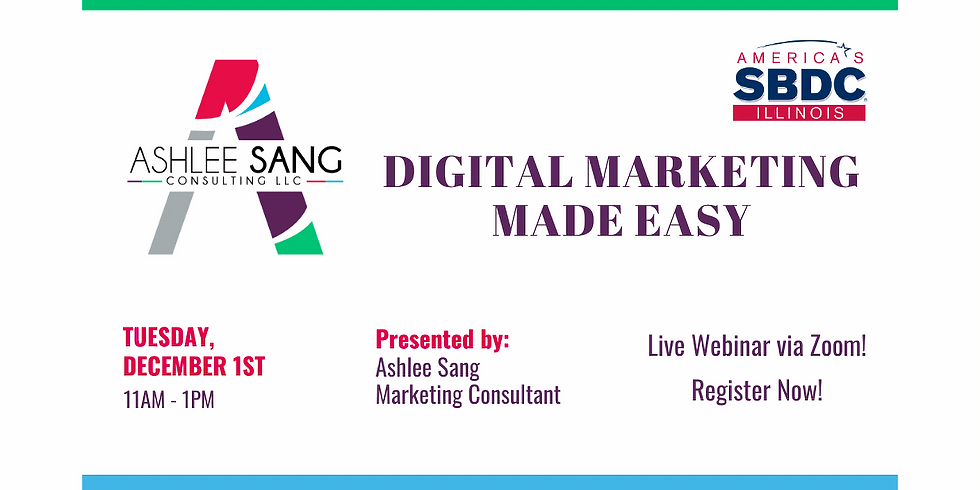 Digital Marketing Made Easy