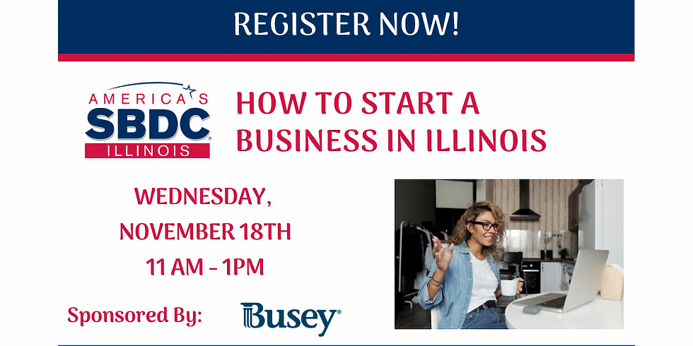 How to Start a Business in Illinois - November