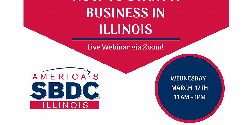 How to Start a Business in Illinois - March