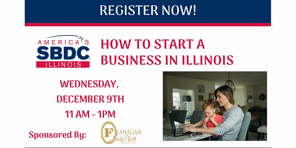 How to Start a Business in Illinois - December