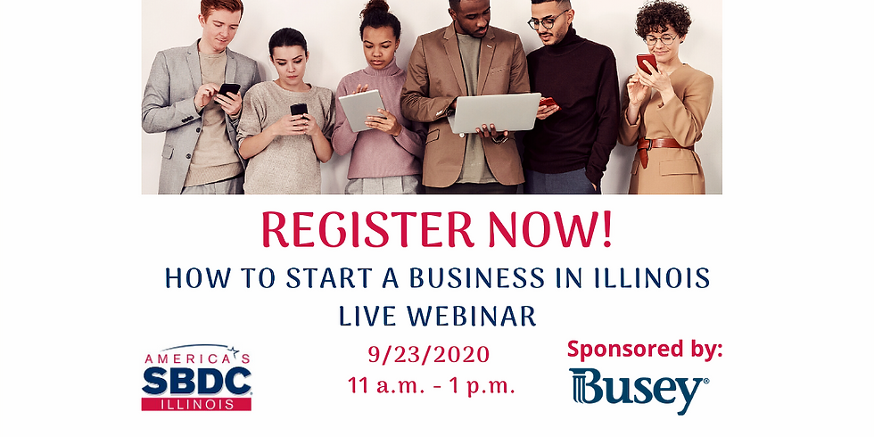 How to Start a Business in Illinois - September