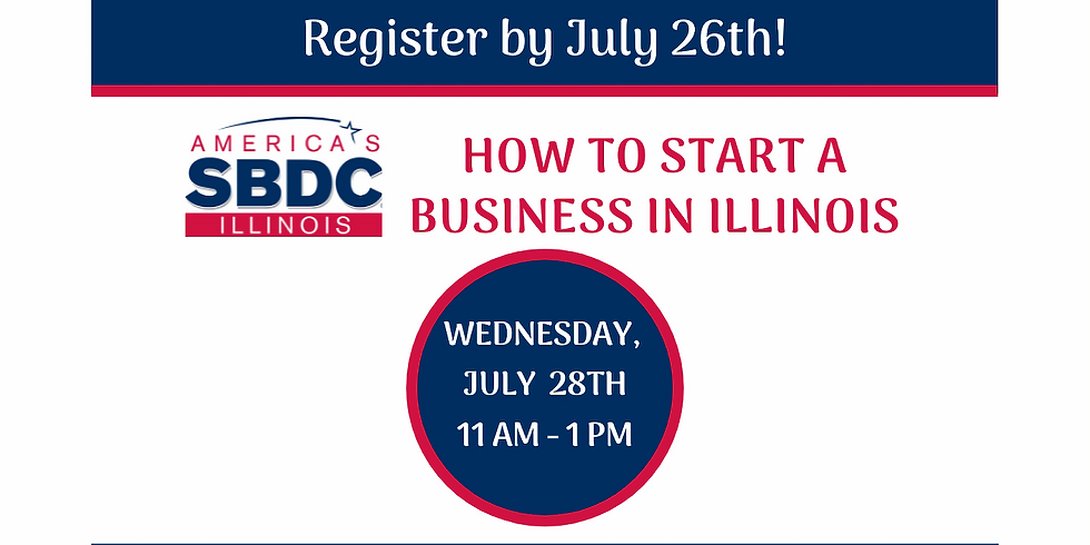How to Start a Business in Illinois - July