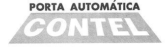 Logo contel motor para portão 1989