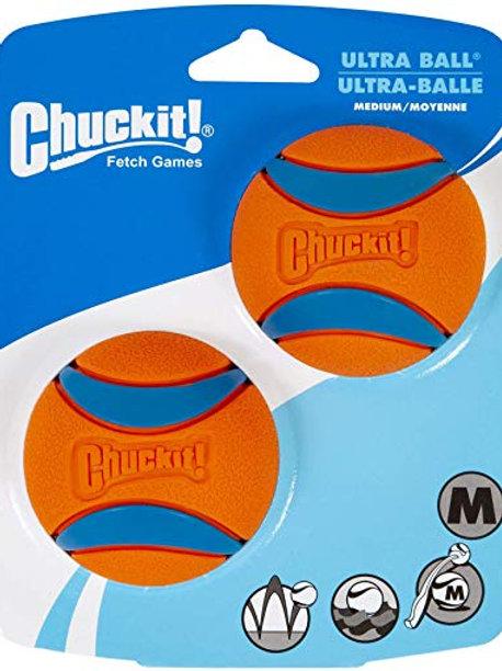 Chuckit Ultra Ball - Medium 2pk