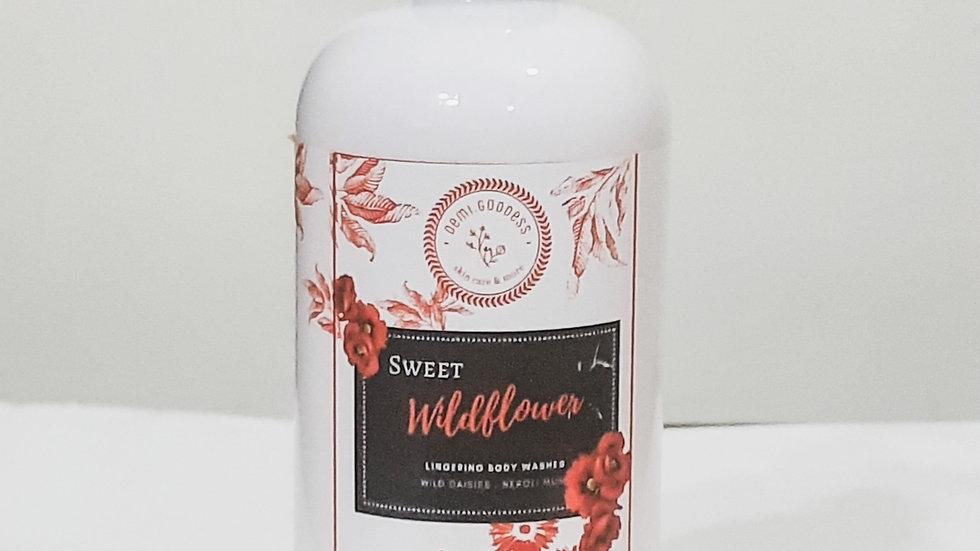 Wild flower Body Wash