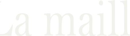 Collaboration avec La Maille Paris