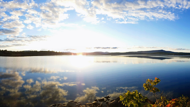 -SOLD OUT- Cultivating Compassion for Ourselves and Our Planet: 4-Day Nature Retreat at Lake Umbagog