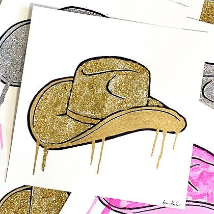 METRO COWBOY (GOLD)